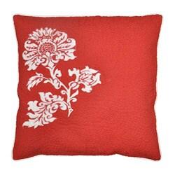 Celeste Red Pillow
