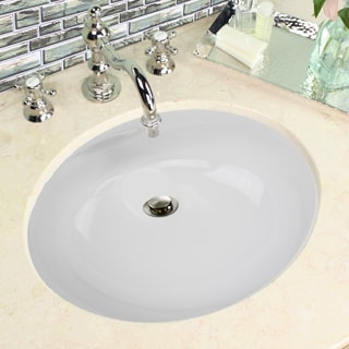 Highpoint Collection Undermount Vanity Sink