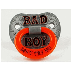 Bad Boy Pacifier