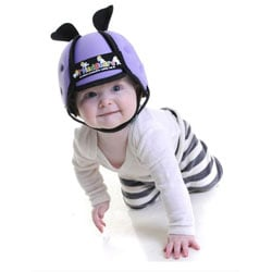 Thudguard Infant Safety Hat in Lilac