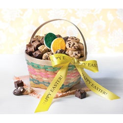 Mrs. Fields 'Happy Easter' Basket