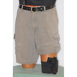 Renegade Conceal Carry Tactical Ankle Holster for Small Handguns - Thumbnail 0