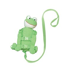 GoldBug 2-in-1 Frog Child Safety Harness