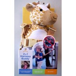 GoldBug 2-in-1 Giraffe Child Safety Harness