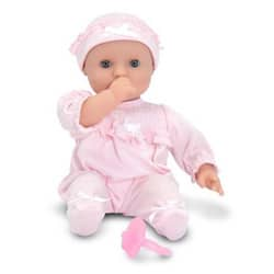 Melissa & Doug Jenna 12-inch Doll|https://ak1.ostkcdn.com/images/products/P13562116.jpg?impolicy=medium