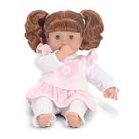 Melissa & Doug Brianna 12-inch Doll with 2-piece Outfit