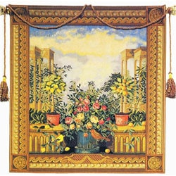 "Utopia European Tapestry Wall Hanging (51"" x 49"")"