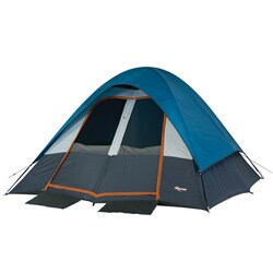 Mountain Trails 'Salmon River' 2-room Dome Tent