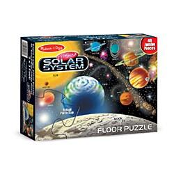 Melissa & Doug Solar System 48-piece Floor Puzzle (2' x 3')