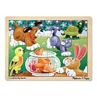Melissa & Doug 'Playful Pets' 12-piece Jigsaw Puzzle
