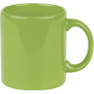 Waechtersbach Fun Factory Green Apple Mugs (Set of 4)