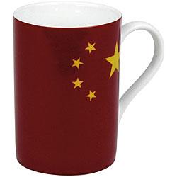 Konitz China Mugs (Set of 4)