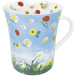 Konitz 'Flower Eddy' Mugs (Set of 4)