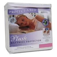 Protect-A-Bed Plush Queen-size Mattress Protector