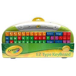 Crayola 11071A EZ Type Keyboard - Thumbnail 0
