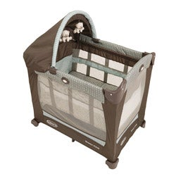 Graco Notting Hill Travel Lite Crib with Stages - Thumbnail 0