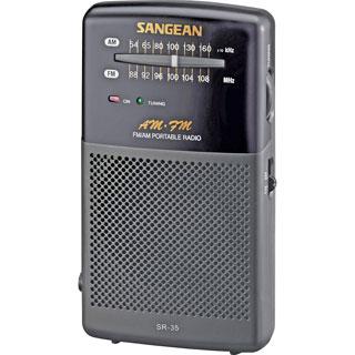 Sangean SR-35 Radio Tuner