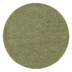 Manhattan Tweed Green/ Ivory Shag Rug - 8' - Thumbnail 0