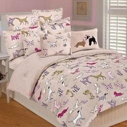 best friends microplush full queen size 3 piece comforter