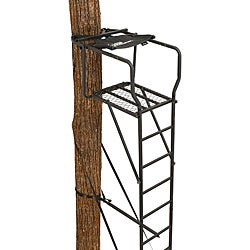Shop Ameristep Bone Collector 15 Ft Ladder Stand Free