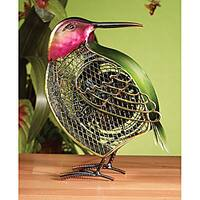 Deco Breeze DBF0261 Small Hummingbird Figurine Fan