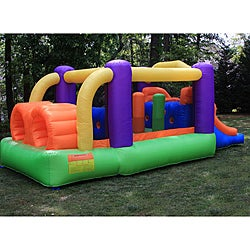 Kidwise Obstacle Racer Bounce House