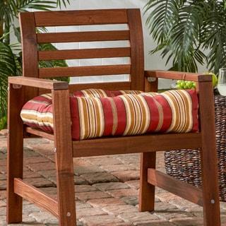 20-inch Outdoor Roma Stripe Chair Cushion