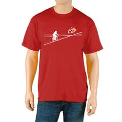 Le Tour de France Men's 'Poster' Red Official T-Shirt|https://ak1.ostkcdn.com/images/products/P13704617.jpg?impolicy=medium