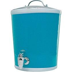 American Atelier Blue Beverage Dispenser - Thumbnail 0
