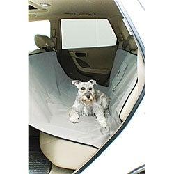 K&H Deluxe Grey Car Seat Saver