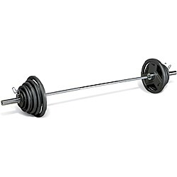 Impex Marcy 300 lb ECO Olympic Weight Set