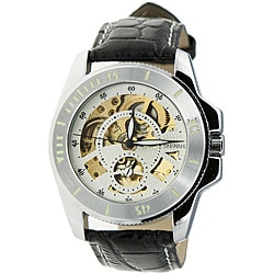 Monument Men's Skeletonized Automatic Watch - Thumbnail 0