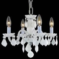 Somette Rococo Collection 7804 4-light Chandelier