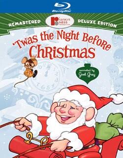 Twas The Night Before Christmas (Blu-ray/DVD)