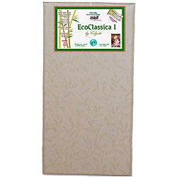 Colgate EcoClassica I Organic Cotton Crib Mattress