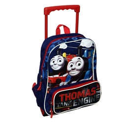 Shop Thomas The Train Engine 12 Inch Rolling Backpack