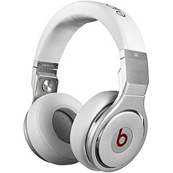 Beats by Dr. Dre Pro High-Performance Professional White Headphones