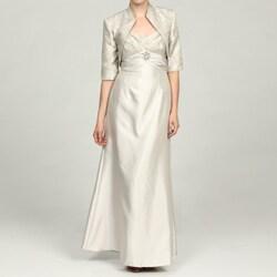 Eliza J Women's Jacquard Jacket Dress