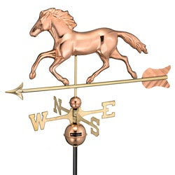 Smithsonian Running Horse Weathervane - Thumbnail 0