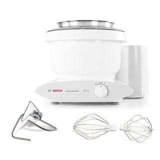 Bosch MUM6N10UC Universal Plus Stand Mixer, 800 watt, 6.5-Quarts