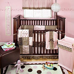 Mad About Plaid Crib Bedding Set