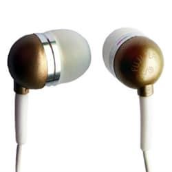 Fuji Labs 2nd Gen Gold Noise Isolation Earphone