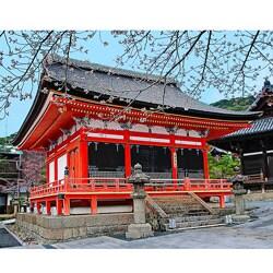 "Stewart Parr ""Kyoto, Japan - Pagoda shrine"" Unframed Photo Print"