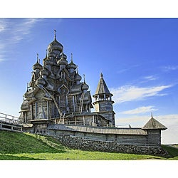 "Stewart Parr ""Russia - Church of the Transfiguration"" Unframed Photo Print"
