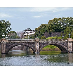 "Stewart Parr ""Tyoko, Japan - Emperors Palace"" Unframed Photo Print"