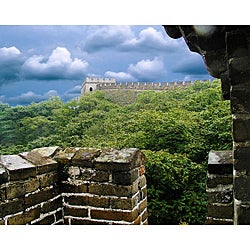 Stewart Parr 'China - Great Wall' Unframed Photo Print
