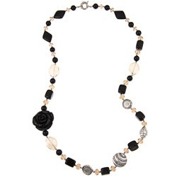 Pearlz Ocean Multi-gemstone Necklace