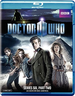 Doctor Who: Series Six, Part Two (Blu-ray Disc)