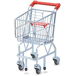 Melissa & Doug Shopping Cart Play Set - Thumbnail 0
