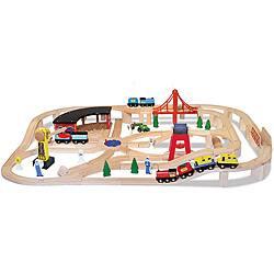 Melissa & Doug Wooden Railway Play Set|https://ak1.ostkcdn.com/images/products/P13862857.jpg?impolicy=medium